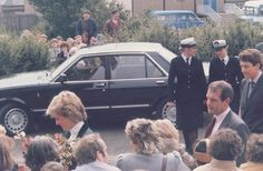 On Wednesday August 27th in 1986, Princess Diana carried out two public engagements in Dundee.