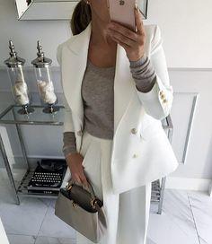 Базовый гардероб 2018: для девушки, женщины 30, 40, 50 лет, от Эвелины Хромченко | WebVinegret