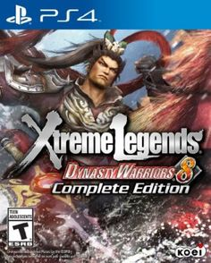 Dynasty Warriors 8: Xtreme Legends Complete Edition - PlayStation 4 #Jogo #PlayStation 4
