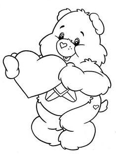 Ursinhos fofos para #colorir #colorindo http://colorindo.org/ursinhos/