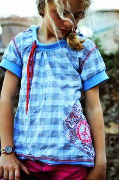 bienvenido colorido: Rosita: die Bluse!