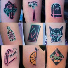 Finger Hand tats, Hand tattoos for women small, Back of arm tattoo women, Geometric designs, Small Mini Tattoos, Cute Tattoos, Body Art Tattoos, New Tattoos, Small Tattoos, Finger Tattoos, Color Tattoos, Tatoos, Hand Tattoos For Women