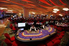 As economy improves, more high rollers paying up on gambling debts - Las Vegas Sun News
