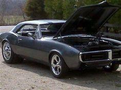1967 Firebird Custom
