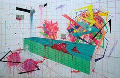 Julian Heuser, 'Im Fleischerei Fachgeschäft zur Wurst', 2016