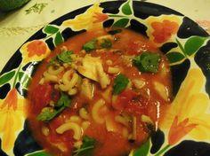 Sopa do cotovelo http://grafe-e-faca.com/pt/receitas/sopas-acordas/sopa-receitas/sopa-do-cotovelo/