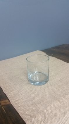 Our lowball glass is wonderful for whiskey on rocks or mixed drinks.
