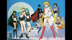 I found 'Sailor Moon Anime Fabric Wall Scroll Poster Inches' on Wish, check it out! Sailor Moon S, Sailor Moon Opening, Sailor Neptune, Sailor Uranus, Sailor Mars, Blood The Last Vampire, Sailor Moon Kristall, Sailor Moon Wallpaper, Moon Images