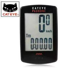 Sale 30% (59.77$) - CATEYE Padrone CC - PA100W  Accurate Large Screen Multilanguage Wireless Bike Computer