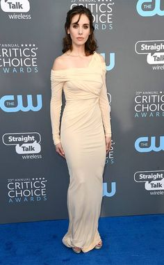 Alison Brie from 2018 Critics' Choice Awards Red Carpet Fashion  The Disaster Artist star celebrates the film's Best Comedy nomination.