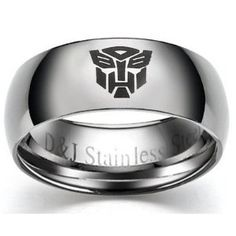 Transformers Stainless Steel 10mm