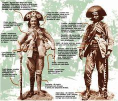 Foto na História: A DESCRIÇÃO DAS ROUPAS DE CORISCO E LAMPIÃO