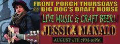 Front Porch Thursday - Jessica Manalo - http://fullofevents.com/lasvegas/event/front-porch-thursday-jessica-manalo/