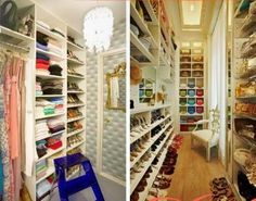great use of closet