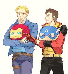 zazatoki: can't wait for Avengers Academy and Marvel Tsum Tsum