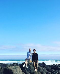 Thanks for a great weekend ladies #Clara #Annie #portfairy #sea #music #happiness by drjomitch http://ift.tt/1UokfWI