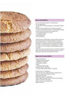 Ashy Bines Clean Eating Banana Bread Muffins