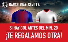 el forero jrvm y todos los bonos de deportes: sportium promocion Barcelona vs Sevilla 4 noviembr...