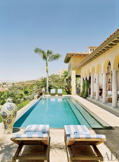 mexican villa | photo pieter estersohn