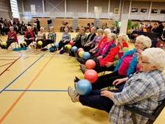 Pilates will assist you to construct up muscle tone, improve joint versatility, … - Kinderspiele Senior Citizen Activities, Elderly Activities, Group Activities, Therapy Activities, Physical Activities, Elderly Games, Assisted Living Activities, Exercise Activities, Dementia Activities