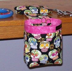 Sewing Remote Control And Various Item Caddy Ideas On
