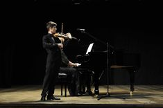 Leon Mladin - Violonist: GALLERY Piano, Music Instruments, Concert, Gallery, Roof Rack, Musical Instruments, Pianos, Concerts