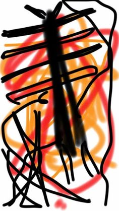 iPhone drawing