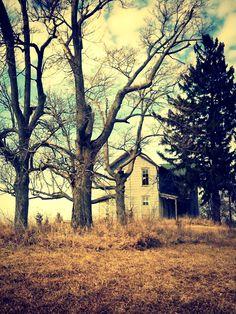 Abandoned Indiana © Brandace Myers 2015
