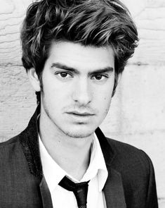 Why Hello there new Spiderman/Andrew Garfield, how you doin'?