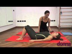 Come sconfiggere il mal di collo con esercizi di Pilates