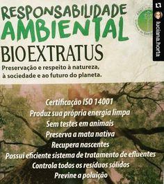 #Repost @luciana.horta with @repostapp  Pense e pratique verde!! Não basta falar em sustentabilidade ambiental e não praticar! Produtos naturais com ativos extraídos da natureza sem impacto.Pense #bioextratus e pratique verde!!! #produtosnaturais #naturalmentebonita #euusobioextratus #veganas #vegan #mundogreen #green #sustentabilidade #sustentavel #cabelossaudaveis #minasgerais #bh by bioextratusportugal http://ift.tt/1Xd7UG9