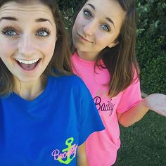 Brooklyn and Bailey! Go follow our dear friends, Brooklyn and Bailey!