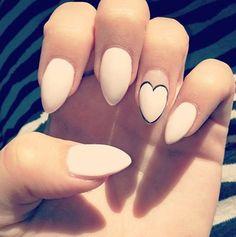 Pink stiletto nails, 40+ Cute Nail Designs | Cuded