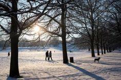 UK weather: Overnight snow hits the UK - BBC News