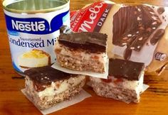 Cherry ripe slice - Real Recipes from Mums