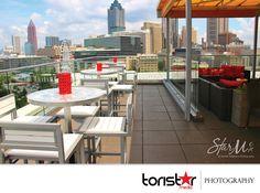 Photography for Glenn Hotel (SkyLounge) Autograph Collection in Atlanta, Ga. by StarMc Stephens - WWW.TORISTARMEDIA.COM