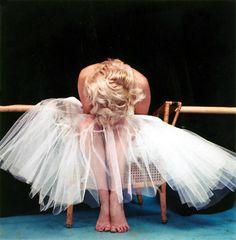 Marilyn Monroe by Milton Greene, September 1954.