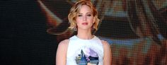 Jennifer Lawrence's celebrity crush: 'I don't think I could do it' (Anthony Harvey/FilmMagic )