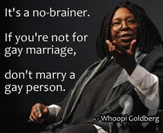 And then quit worrying about other people.....  8 Celebrities Who Got It Right About Gay Marriage