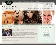 My Time Day Spa, Dec 2012
