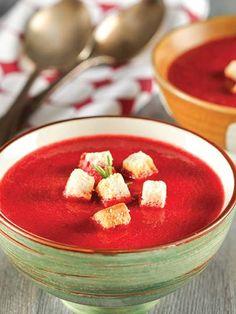 Pancar çorbası Tarifi - Türk Mutfağı Yemekleri - Yemek Tarifleri