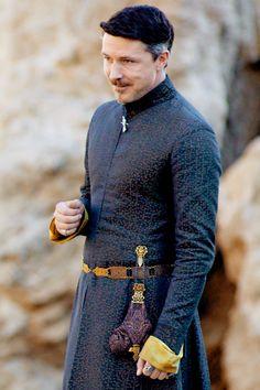 "fuckyeahbaelish: "" ""Petyr Baelish in Valar Dohaeris ( x ) "" """