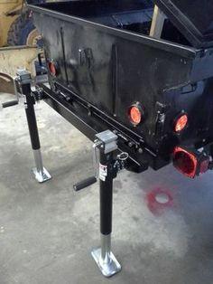 M416 camping trailer
