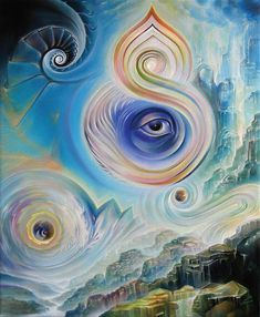"""Relativity"" by David Heskin and Aloria Weaver"