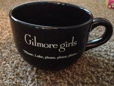 Gilmore Girls mug. @Lindsey Yoder-Steury