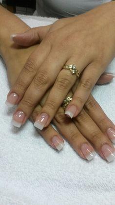 U 241 As Acrilicas Naturales Nails Neutral Nails Stylish Nails Nails