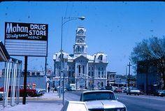 Vintage 35mm Slide Weatherford Texas Walgreen Agency Mahan Drug Store 1969 | eBay