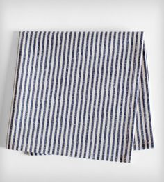 Striped Hemp / Organic Cotton Napkin