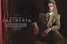 Marlon Teixeira is an Elegant Vision in Dolce & Gabbana for GQ Mexico