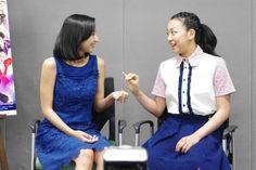 唯一の共演に、舞&真央「うれしい」 | ニュース | Lmaga.jp